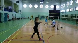 Mikołajkowy Turniej Badmintona_5