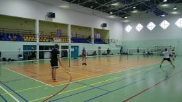 Mikołajkowy Turniej Badmintona_7