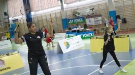 IV i VII miejsce w Finałach Wojewódzkich w Badmintonie Drużynowym w ramach Igrzysk Dzieci - Sianów 2017_11