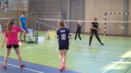 IV i VII miejsce w Finałach Wojewódzkich w Badmintonie Drużynowym w ramach Igrzysk Dzieci - Sianów 2017_12