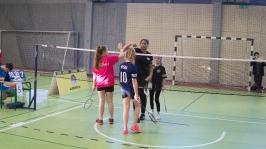 IV i VII miejsce w Finałach Wojewódzkich w Badmintonie Drużynowym w ramach Igrzysk Dzieci - Sianów 2017_13