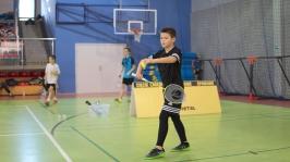 IV i VII miejsce w Finałach Wojewódzkich w Badmintonie Drużynowym w ramach Igrzysk Dzieci - Sianów 2017_14