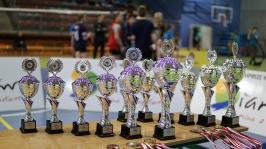 IV i VII miejsce w Finałach Wojewódzkich w Badmintonie Drużynowym w ramach Igrzysk Dzieci - Sianów 2017_2