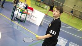 IV i VII miejsce w Finałach Wojewódzkich w Badmintonie Drużynowym w ramach Igrzysk Dzieci - Sianów 2017_7