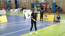 IV i VII miejsce w Finałach Wojewódzkich w Badmintonie Drużynowym w ramach Igrzysk Dzieci - Sianów 2017_8