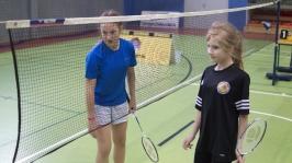 IV i VII miejsce w Finałach Wojewódzkich w Badmintonie Drużynowym w ramach Igrzysk Dzieci - Sianów 2017_9
