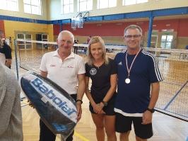 Seniorski Turniej Badmintona o Puchar Burmistrza Ośna Lubuskiego_2