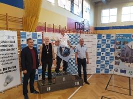Seniorski Turniej Badmintona o Puchar Burmistrza Ośna Lubuskiego_5