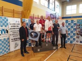 Seniorski Turniej Badmintona o Puchar Burmistrza Ośna Lubuskiego_7
