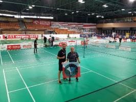 World Senior Badminton Championships - Spodek Katowice_9